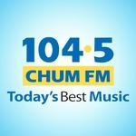 104.5 CHUM FM - CHUM-FM Logo
