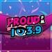 Proud FM - CIRR-FM Logo