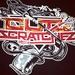 Cutz  Scratchez Radio Logo