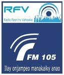 Radio Feon'ny Vahoaka Logo