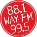 WAY-FM - WAYH Logo