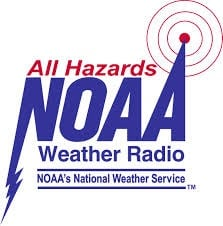 NOAA Weather Radio - KEC80