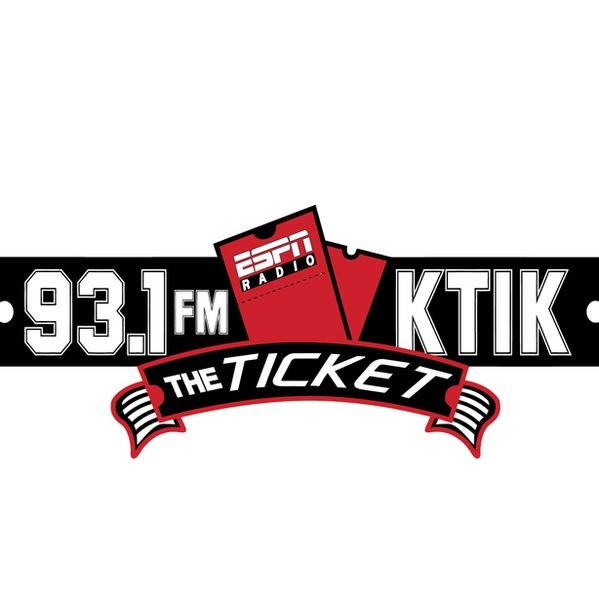 93.1 The Ticket - KTIK