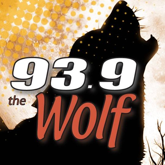 93.9 The Wolf - WTWF