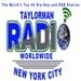 Taylorman Radio Worldwide  Logo