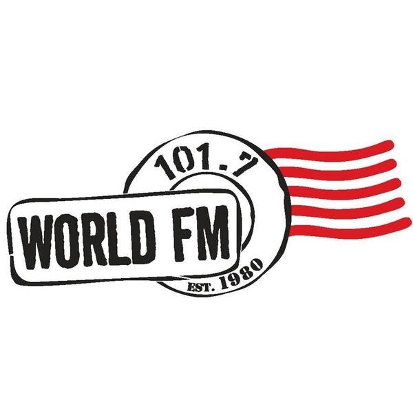 101.7 World FM - CKER-FM