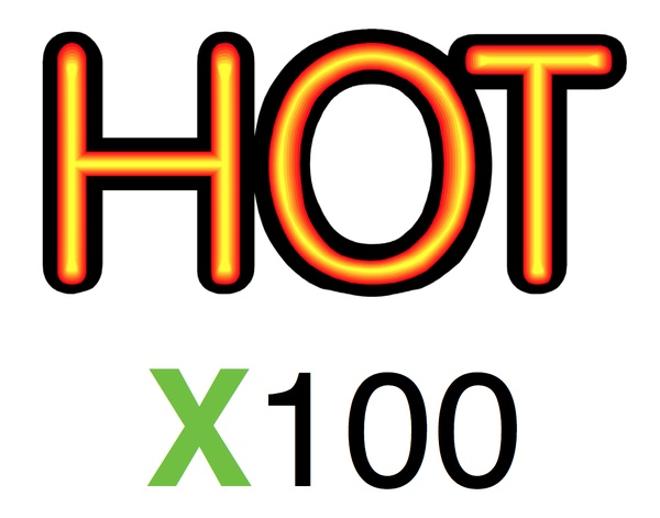 HOT X100 - Hits of Toady
