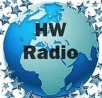 Hellenic World Radio Logo