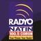 100.5 Radyo Natin Coron - DWRZ Logo