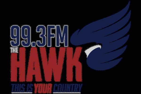 99.3 The Hawk - KHWK-FM