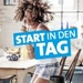 RPR1. - Start in den Tag Logo