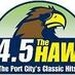 The Hawk - WKXS-FM Logo