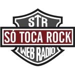 Só Toca Rock (STR) Logo