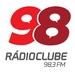 Rádio Clube 98 Logo