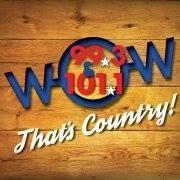 Wow 99.3 & 101.1 - WOWZ-FM