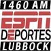 1460 AM ESPN Deportes - KBZO Logo