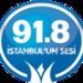 Istanbulun Sesi 91.8 Logo