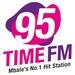 95Time FM Logo