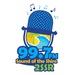 2SSR 99.7 FM Logo