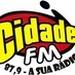 Rádio Cidade Lassance FM Logo
