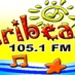 Caribean FM 105.1 Logo