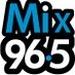 MIX 96.5 - WKIB Logo