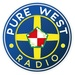 Pure West Radio Logo