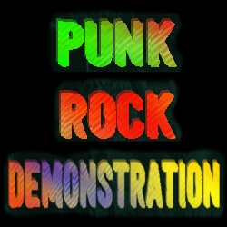 Punk Rock Demonstration