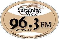 The Sustaining Word - 96.3 WTSW-LP