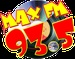 93.5 Max FM - KLKC-FM Logo