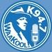 94.7 FM WaaKool - WAAK-LP Logo