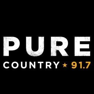 Pure Country 91.7 - CICS-FM