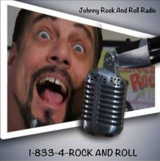 Johnny Rock and Roll Radio