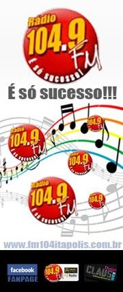Rádio FM 104 Itapolis
