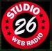 Studio26Haiti Logo