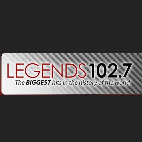 Legends 102.7 - WLGZ-FM