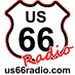 US 66 Radio Logo