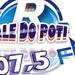 Rádio Vale do Poty 107.5 FM Logo