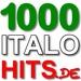 1000 Webradios - 1000 Italo Hits Logo