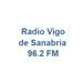 Radio Vigo de Sanabria 96.2 FM Logo