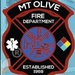 Mt. Olive Fire and EMS Logo