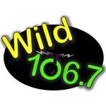 Wild 106.7 Logo