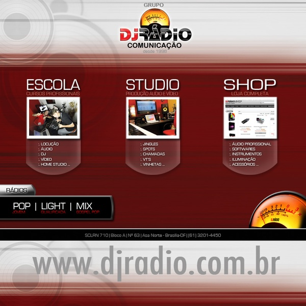 DJRÁDIO LIGHT