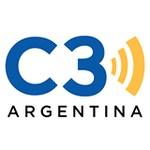 Cadena 3 Argentina Logo