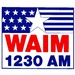 WAIM Radio 1230 AM - WAIM Logo