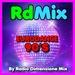 RdMix Eurodance 90's Logo