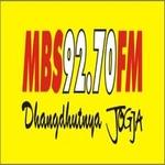 MBS 92.7 FM Logo