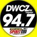 94.7 Spirit FM - DWCZ Logo