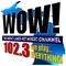 102.3 WOW! Radio Logo