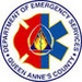 Queen Anne's County Fire and EMS Logo